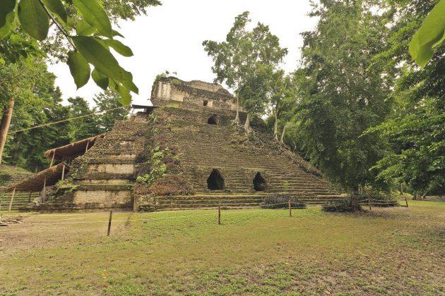 Dzibanche - Zonas Arqueológicas Quintana Roo