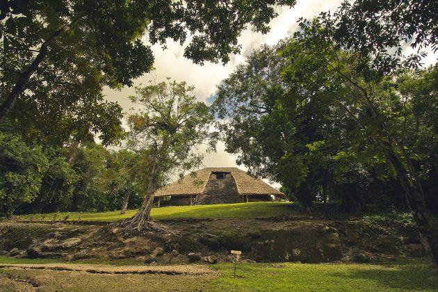 Kohulinch - Zonas Arqueológicas Quintana Roo