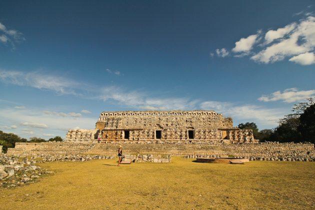 Kabah Zona Arqueologica