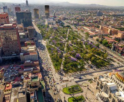 Que visitar cerca del aeropuerto de la ciudad de mexico