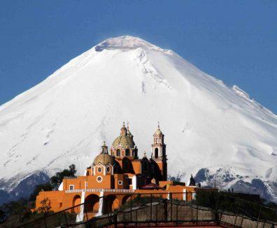 ¿Qué puedo visitar en Cholula Puebla?