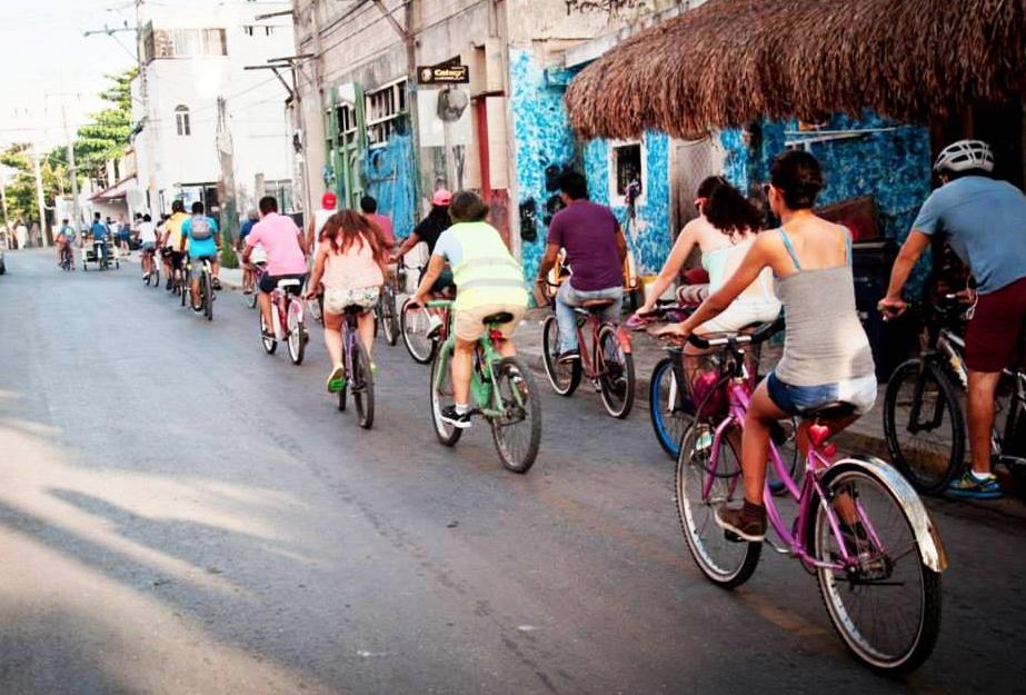 Viajar en Bicicleta ayuda a dejar un mundo mejor al no consumir combustibles