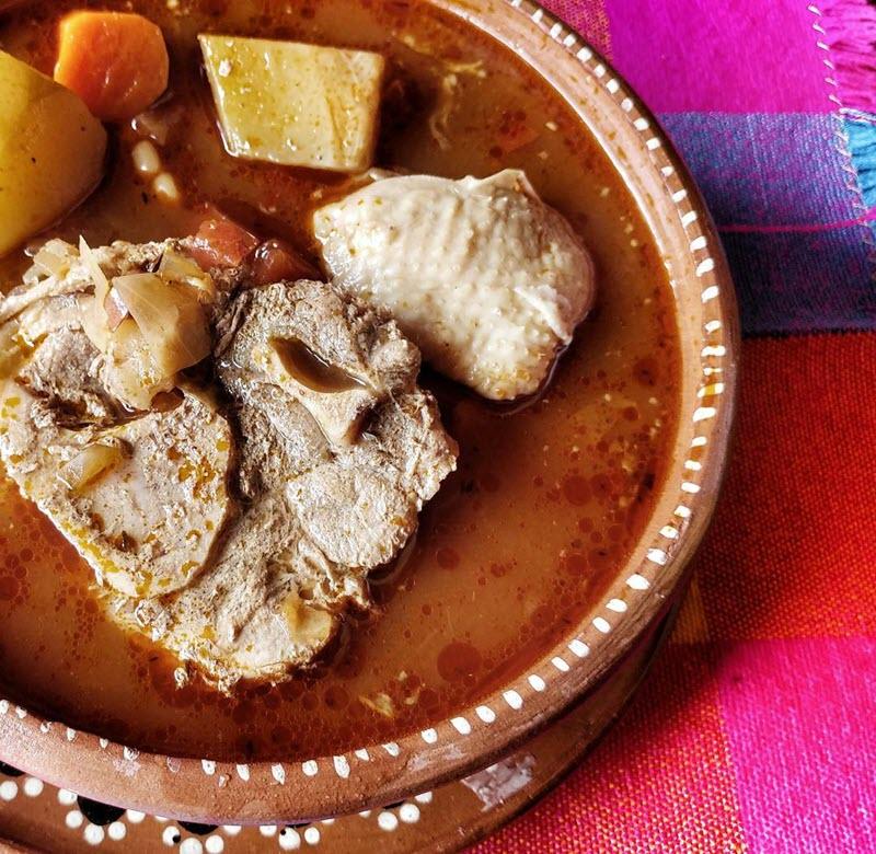 Bote Carne en Pulque Mazamitla