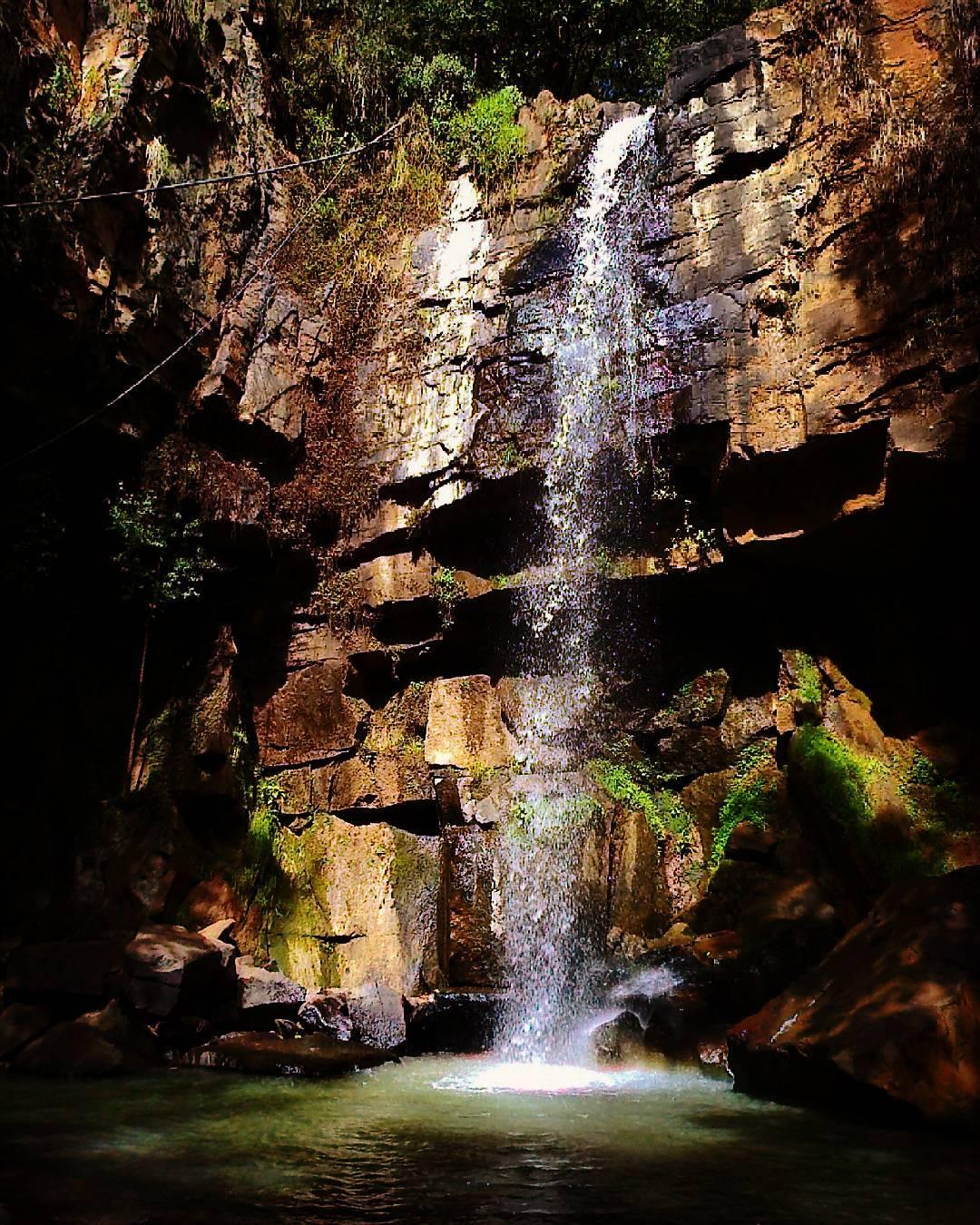 Cascada El Salto Jalisco