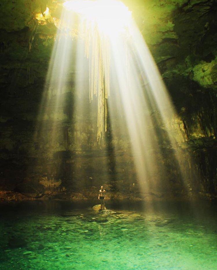 Cenote Samula Yucatan