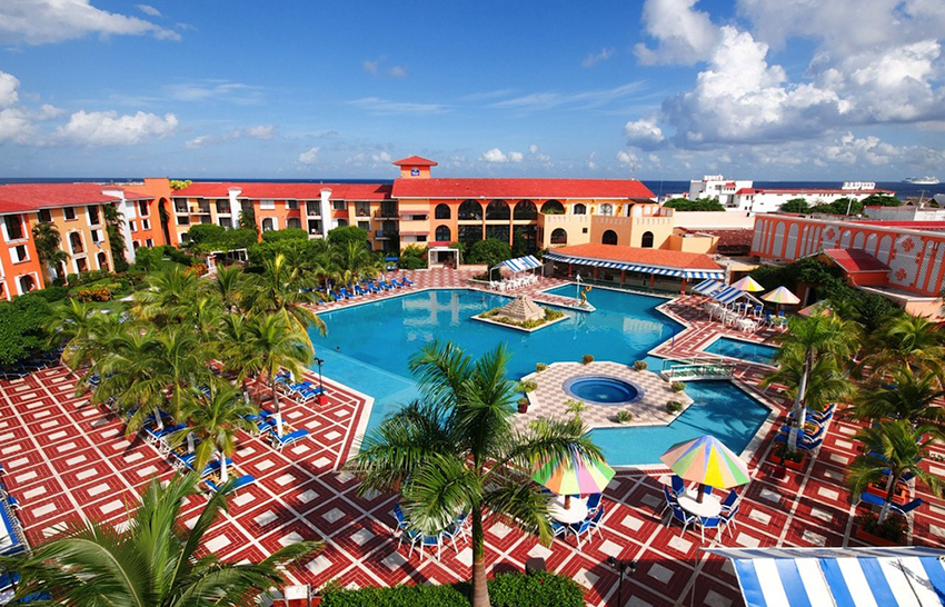 Hoteles en Cozumel, Hotel Cozumel and Resort