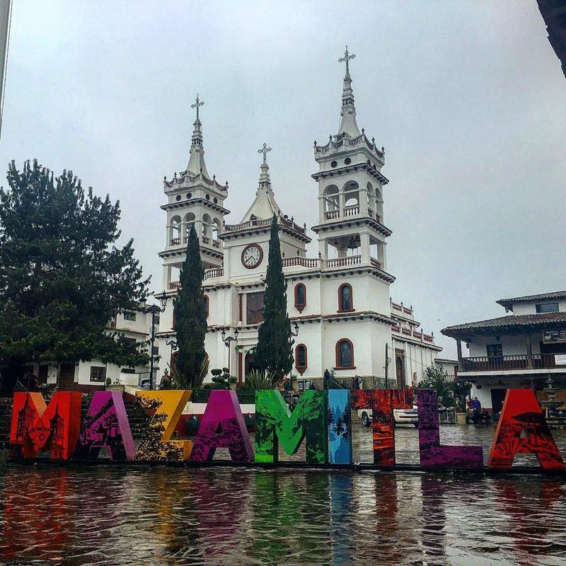 Mazamitla Pueblo Magico Jalisco