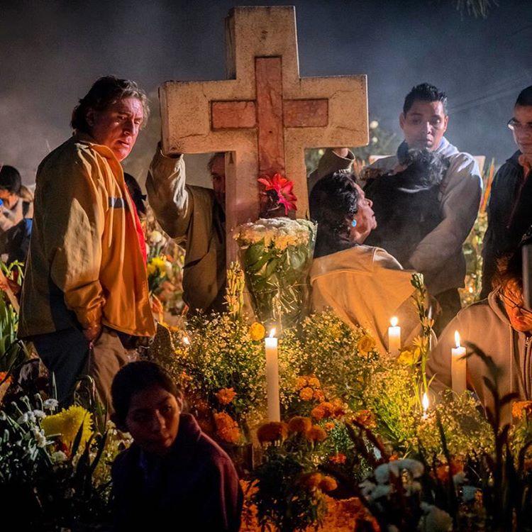 Mixquic Dia de Muertos