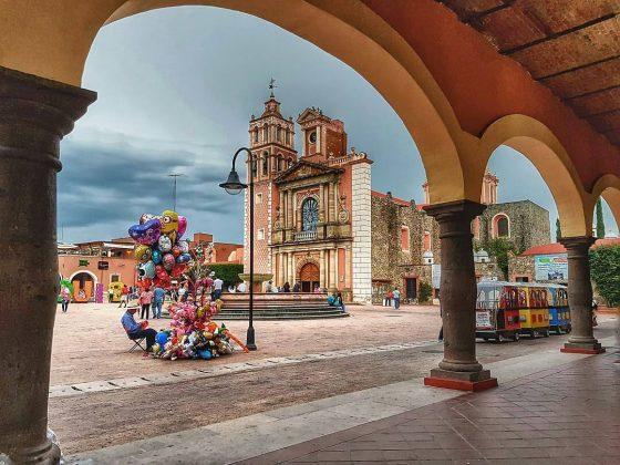 Tequisquiapan, Pueblo Mágico, Querétaro