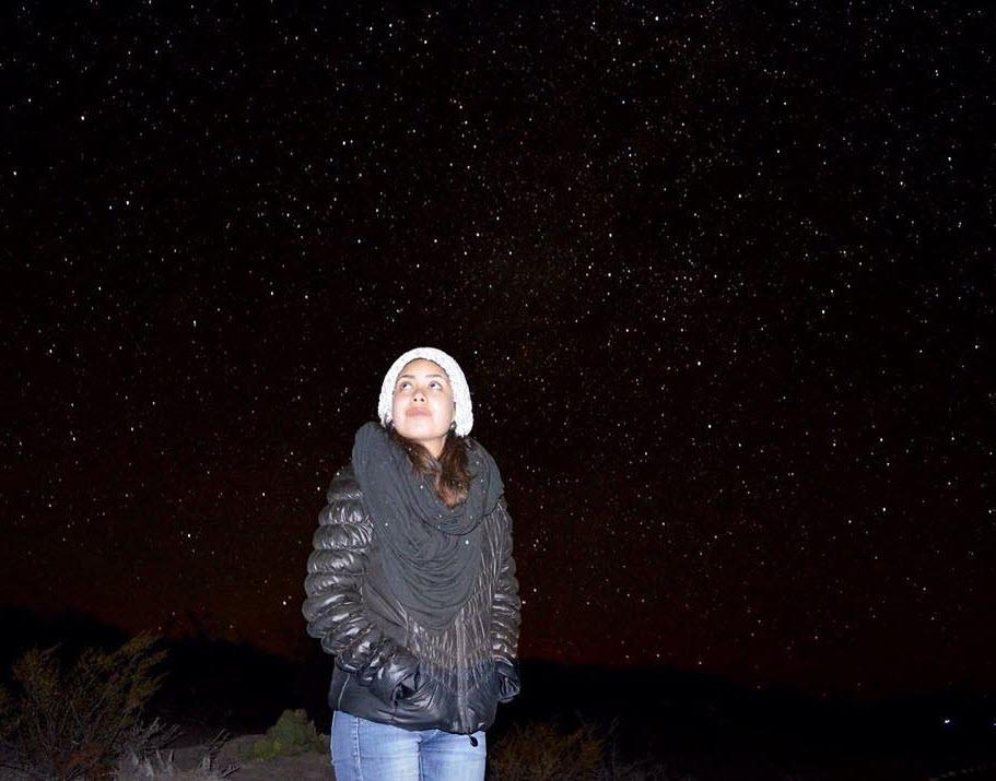 Zona del Silencio mejores lugares para ver las estrellas en Mexico