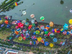 8 Razones para ir al Festival Internacional del Globo 2016