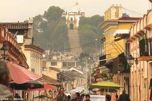 ¿Cómo se llega a San Cristóbal de las Casas?
