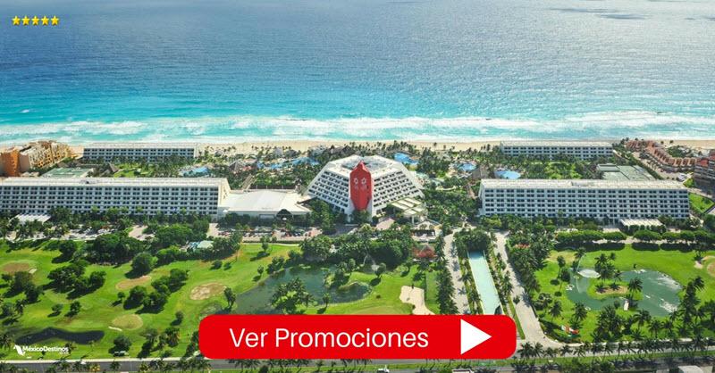 Hotel Grand Oasis Cancun Ofertas y Promociones