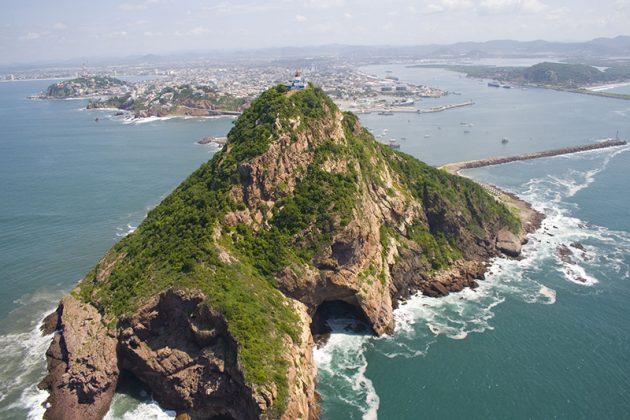 Isla de la Piedra Mazatlan