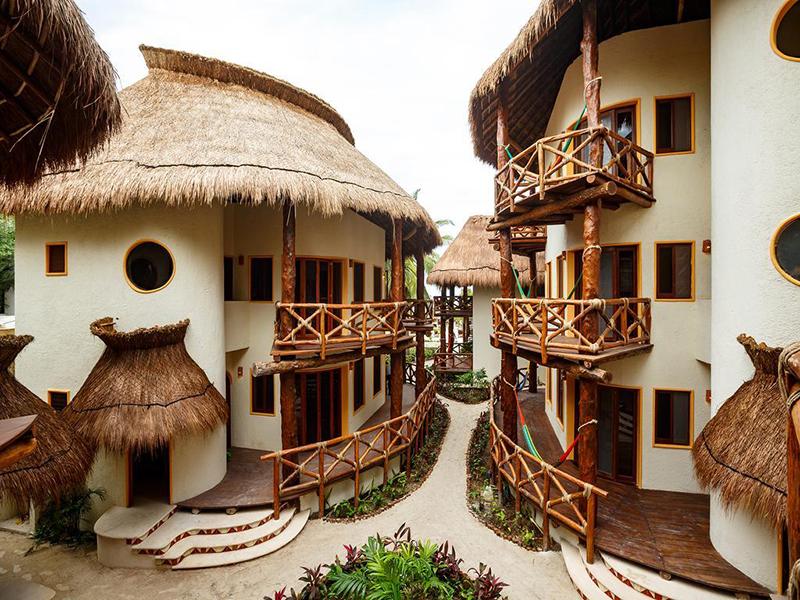 Los Hoteles Ecológicos ayudan a dejar un mundo mejor