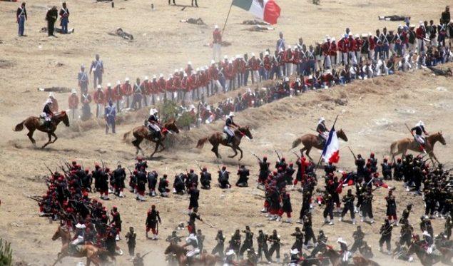 batalla de puebla, México