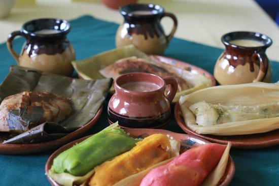 tamales-y-atoles, dia de la candelaria