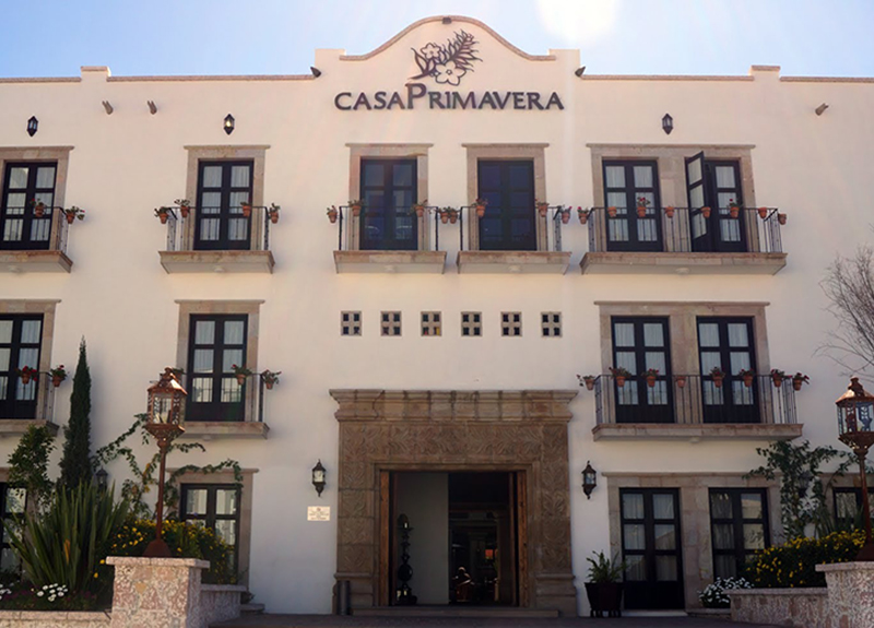 Casa Primavera Hotel Boutique, hoteles en San Miguel de Allende