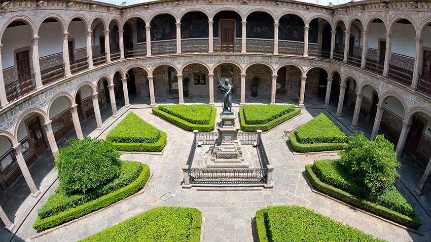 Colegio de San Nicolás Hidalgo