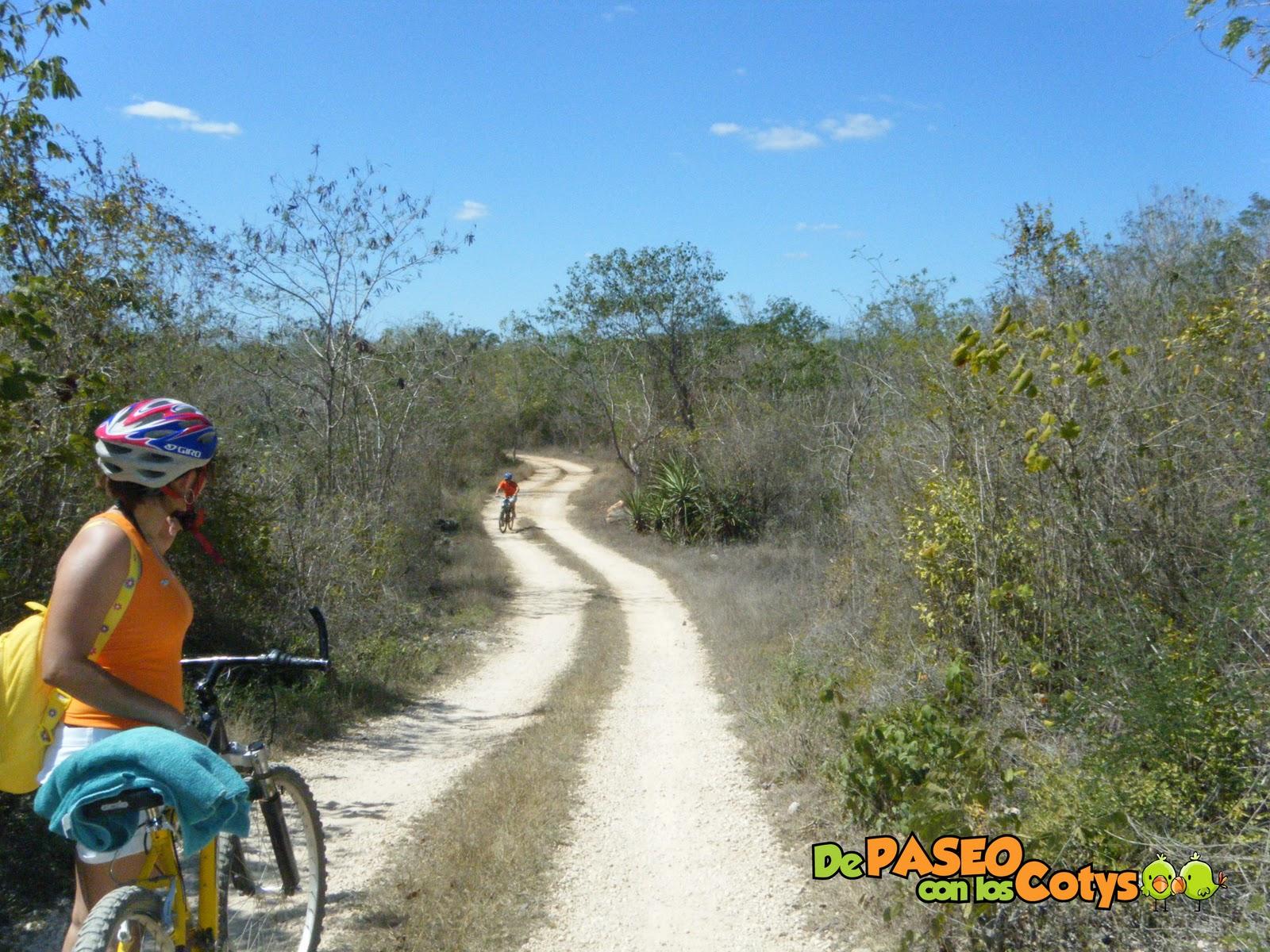 Oasis Ecoturístico San Antonio Mulix, Yucatan