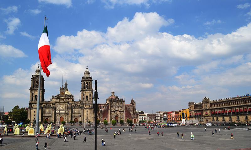 Paquetes de viajes en la Ciudad de México