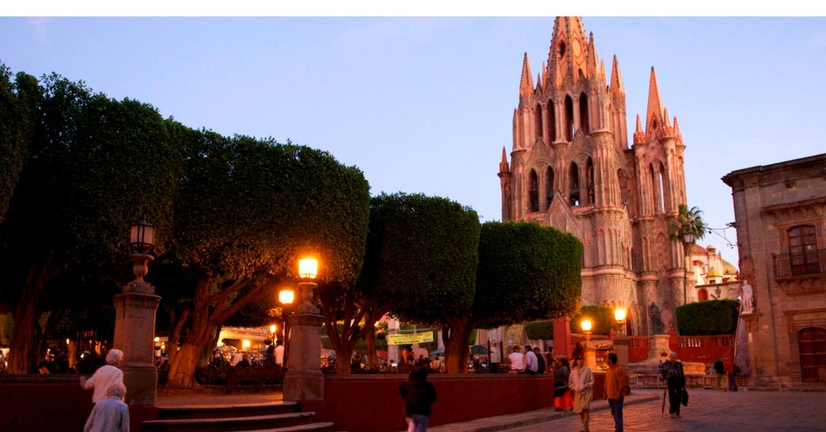 ¿Puedes Identificar estos 20 Destinos en México con una sola imagen?
