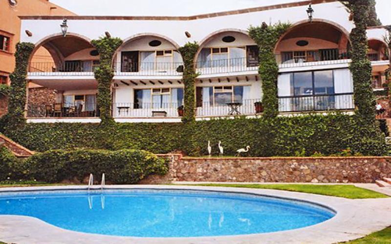 hotel Posada La Ermita San Miguel de Allende