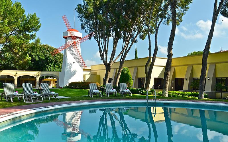 hotel mision, hotel en san Miguel de Allende