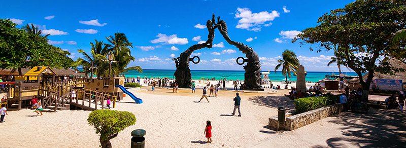 los mejores paquetes de viajes en Playa del Carmen