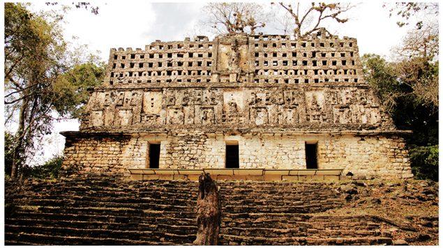 templo yaxchilan
