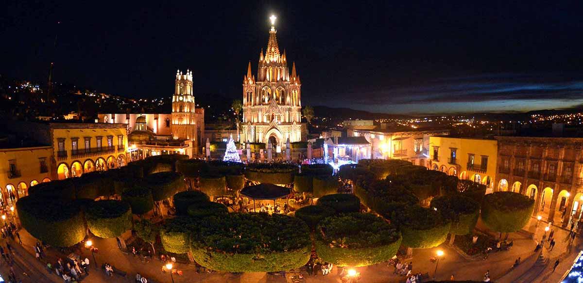 ¡Conoce los 7 mejores hoteles en San Miguel de Allende!