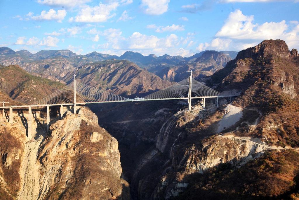 7 Puentes en México que son extraordinarias obras de la Ingeniería