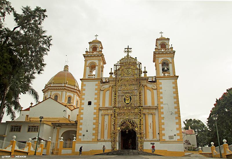 Pueblo Magico de Xico - Parroquia de Santa María Magdalena