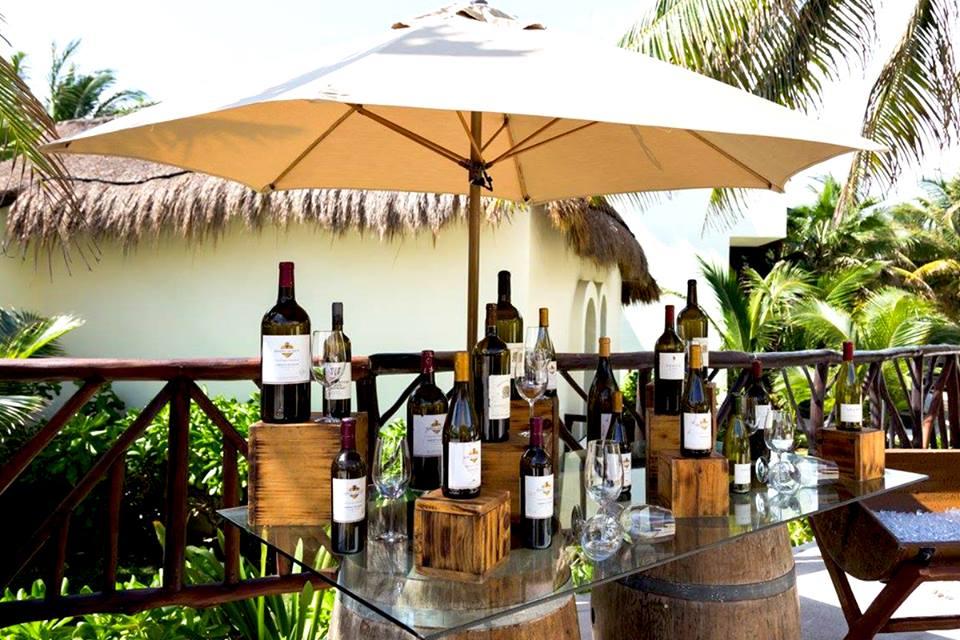Dorado Royale Riviera Maya - Carta de Vinos
