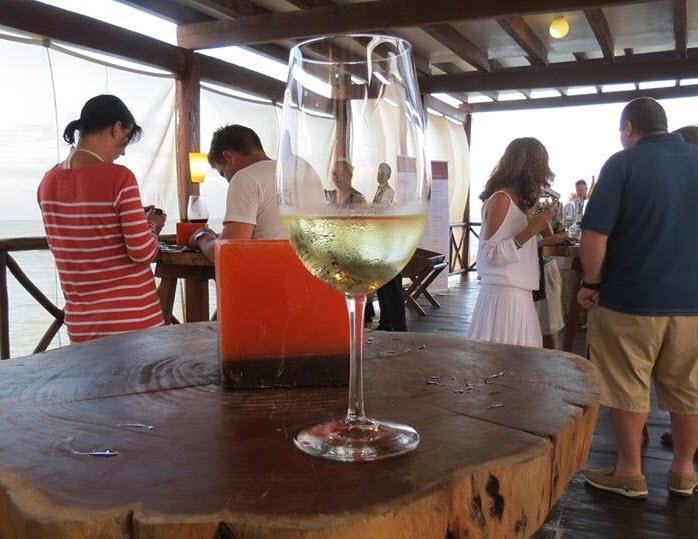 Dorado Royale Riviera Maya - Servicio de Vinos