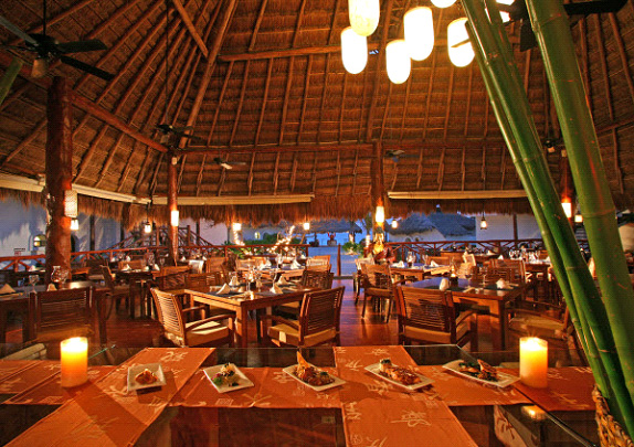 Hotel Dorado Royale Riviera Maya - Restaurantes
