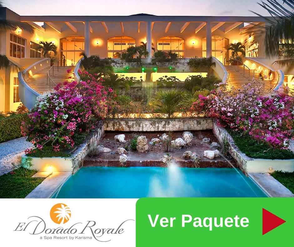 Paquetes Hotel Dorado Royale Riviera Maya