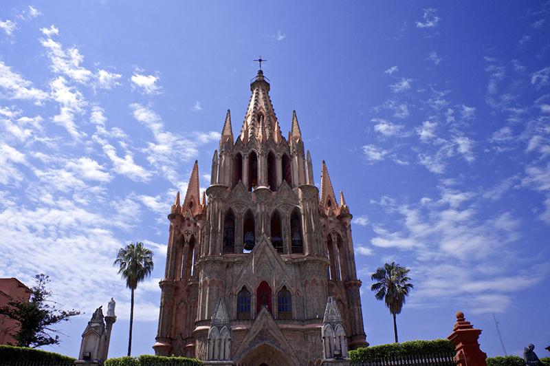 Parroquia de San Miguel, paquetes de viajes