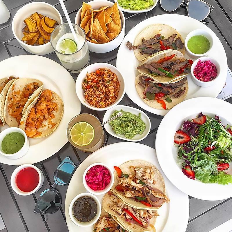 Tacos Gourmet Dorado Royale