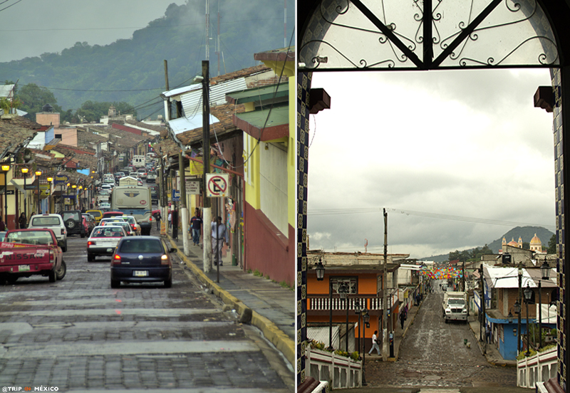 Xico Pueblo Magico- Calles de Xico