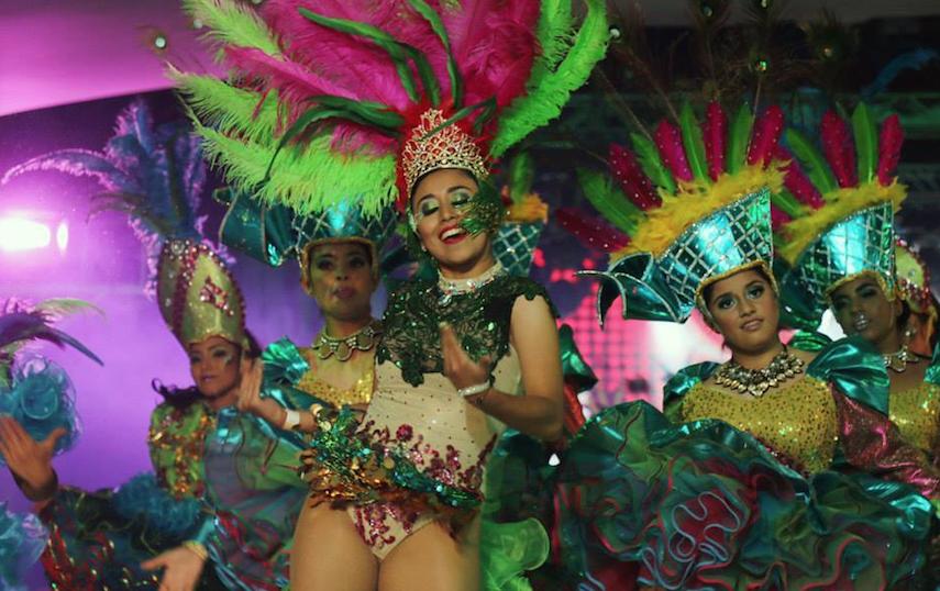 5 Pretextos para escaparte al Carnaval de Cozumel