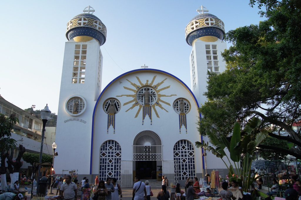 Catedral-de-Acapulco
