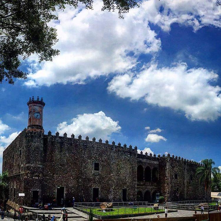 Palacio de Cortés, Cuernavaca Morelos