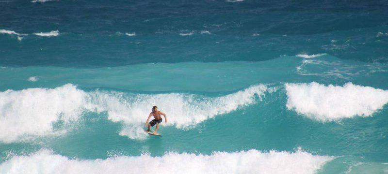 Surf en Cancun, tour en Cancun