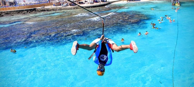 Tours Cancun Parque Garrafon
