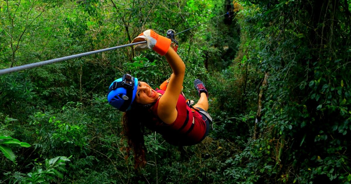 ¡A la Velocidad de Selvática!, Tirolesas y Aventura en la Riviera Maya