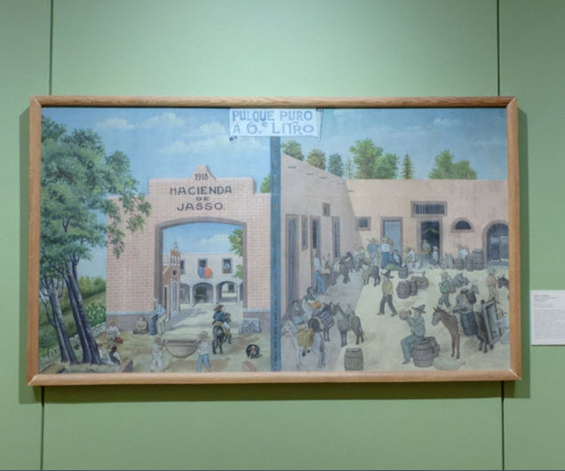 Obras de Artistas Mexicanos MUNAL Museo Nacional de Arte Ciudad de Mexico