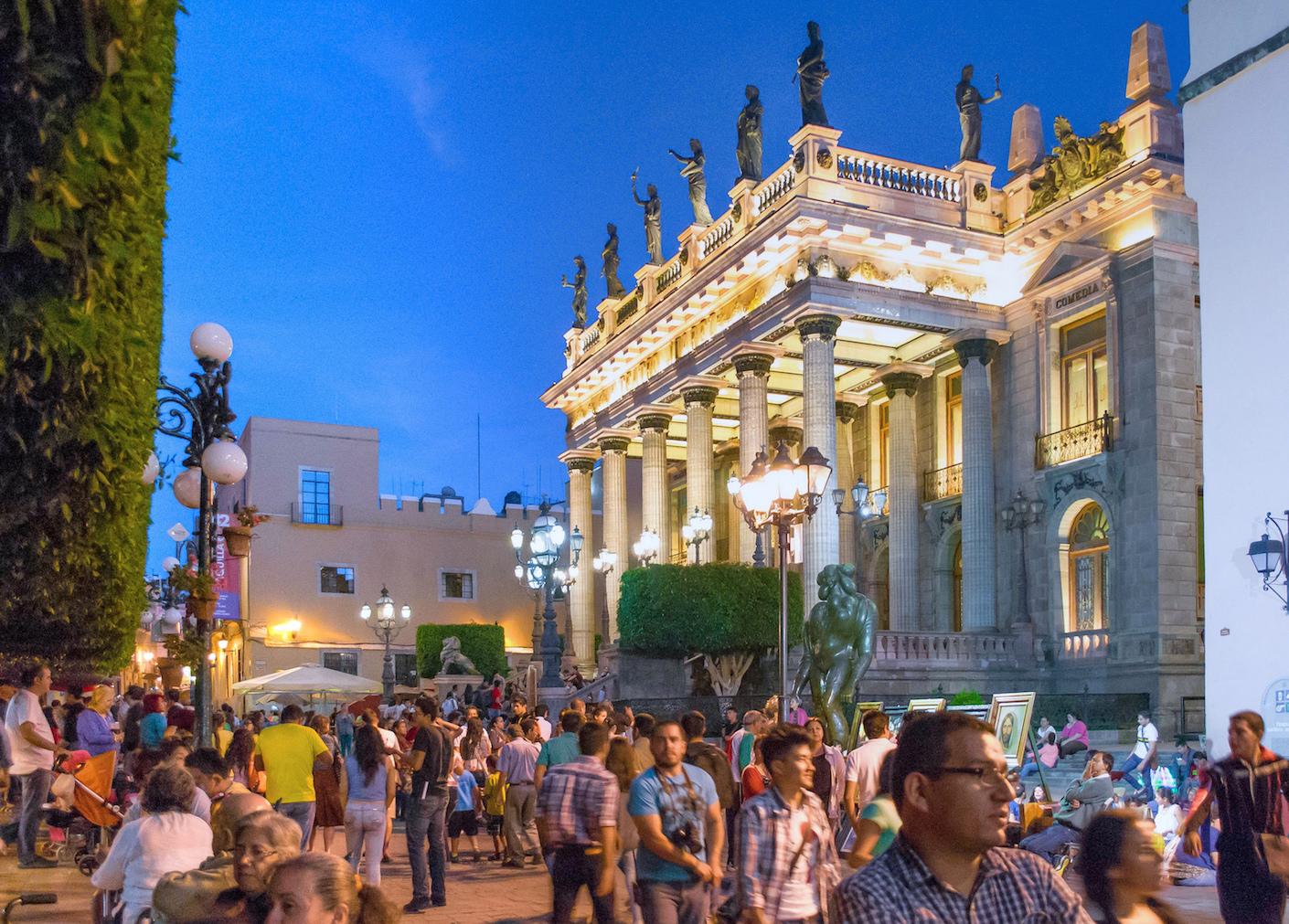 Festival Cervantino 2017 ¡Todo lo que debes saber!