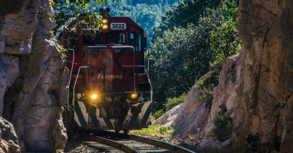 Let's go! 3 Routes to Travel by Train in Mexico