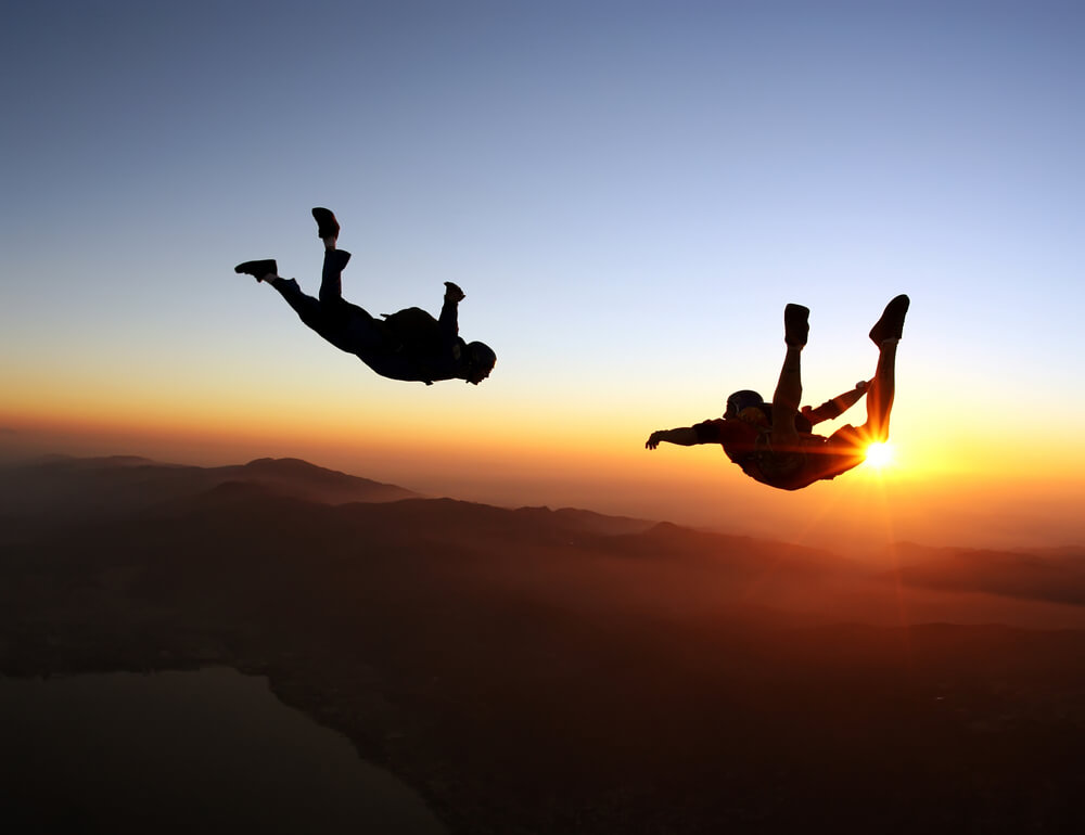 6 Lugares para saltar en paracaídas en México ¡Aventura y Adrenalina!